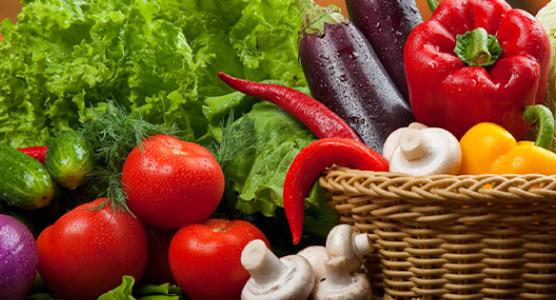 cesto frutta e verdura