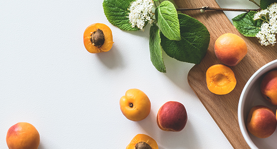 Cabecera fruta y verdura de temporada